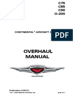 284362333 Continental C Series and O 200 Overhaul Manual X30010 1