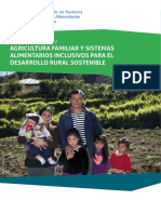 FAO - Agricultura Familiar y Sistemas Alimentarios
