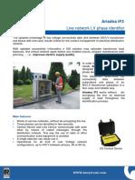 Tecnical Sheet Ariadna IF3 ENG Rev08