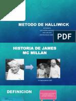 METODO DE HALLIWICK.pptx
