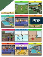 Deportes Tipos