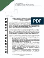PR_Socioeconomic Survey on PWDs_final