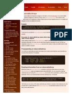 Knockoutjs Com Documentation ObservableArrays HTML