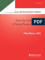 7 Characteristics Phonics Instruction eBook