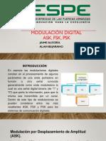 ASK-FSK-PSK-QAM