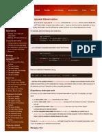 Knockoutjs Com Documentation ComputedObservables HTML