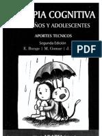 3388242658 Terapia Cognitiva Con Ninos y Adolescentes Bunge Gomar y Mandil