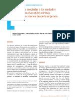 Neumonia Asociada a Cuidados de Salud