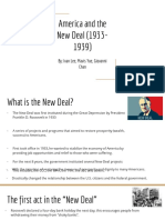 america and the new deal  1933-1941