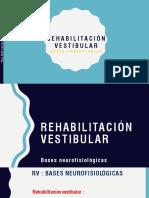 Rehabilitacion Vestibular UPV 2016