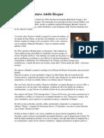 8 Biografía de Gustavo Adolfo Bécquer