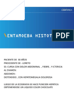 Clase de Entamoeba Histolitica -Abril 2019