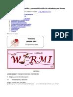 Proyecto Fabricacion y Comercializacion Calzados Damas