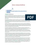 Enzimas reguladoras o enzimas alostéricas