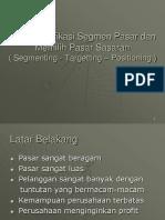 STP Pemasaran
