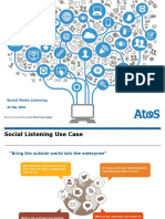 Digital Transformation - Social Listening