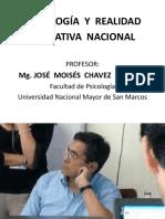 CLASE 1 - Psicología y Realidad Educativa Nacional