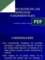 Clase de Derecho Constitucional II
