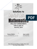 Ix 2nd Math Pullout Solution 29-12-2015