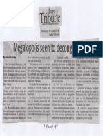 Daily Tribune, June 20, 2019, Megalopolis seen to decongest MM.pdf