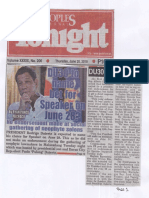 Peoples Tonight, June 20, 2019, DU30 to name bey for Speaker on June 28.pdf
