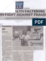 Philippine Daily Inquirer, June 20, 2019, Philhealth faltering in fight against fraud.pdf