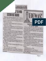 Police Files June 20, 2019, Basura nagkalat sa mga Estero ng Taguig.pdf