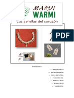 Plan Mkt Internacional Manos Warmi - España