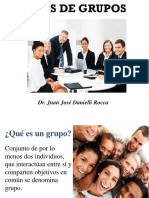Tipos de Grupos en una Organización