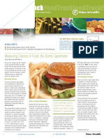 Foodtrack Spring 07- Application Note