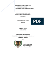 Partido Liberal-Politica en Cartagena