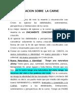 REVELACION SOBRE  LA CARNE.docx
