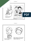 Derechos y deberes del niño. Colorear