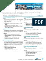101 Reading Blueprints Course Description