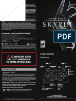 Manual Skyrim-se Ps4 en-us