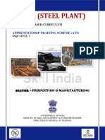 Curriculum - ATS Fitter (Steel Plant)