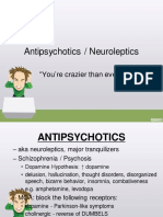 BREX  Antipsychotics