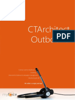 CTArchitect Brochure Outbound