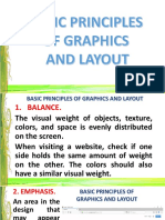 Basic Principles of Graphics and Layout