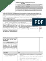 curriculum 2b assessment 1