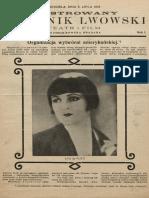 Ilustrowany Dziennik Lwowski, 1928 No. 12
