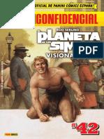 Panini Confidencial 42