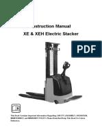 Eterna XE and XEH English Manual