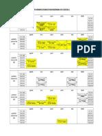 Mapa Horarios Do Basico Para Engenharia Civil Flex 2019_1