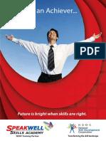 Speakwell E Brochure