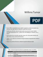 Willims Tumor