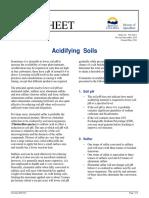 638100-1 Acidifying Soils