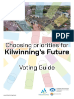 Kilwinning's Future - Voting Guide