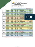 CLP2018 -19 April Revision Timetable_ PJ