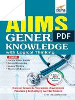 [ AIIMS GK With Logical ]